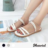 拖鞋 可兩穿平底涼拖鞋 MA女鞋 T52002