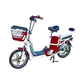 NGT 電動輔助自行車 48V鉛酸電池