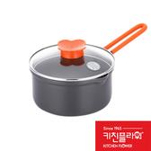 韓國 Kitchen Flower 煮麵神鍋 18cm 鍋子 煮麵神器 泡麵 泡麵鍋