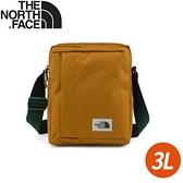 【The North Face 6L 斜背包《棕》】3KZT/側背包/小包/休閒背包/單肩包