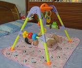 優樂恩新生兒嬰兒寶寶床上搖鈴0-3-6個月床鈴音樂健身架早教玩具QM 向日葵