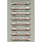 鐵支路全新品─普悠瑪號電聯車輛組(VM3070)