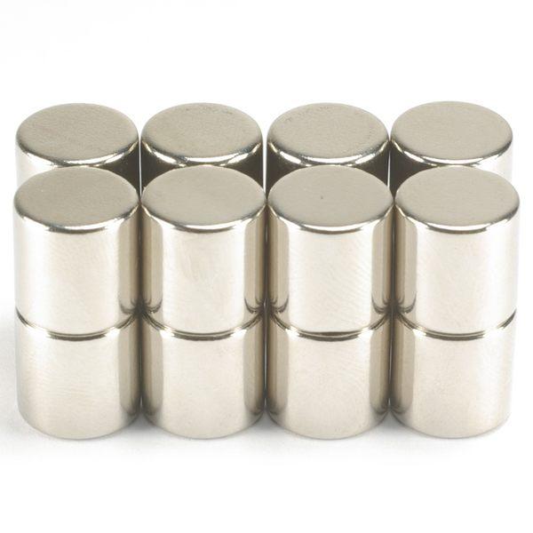 釹鐵硼強力磁鐵圓1.0公分*厚 1.0公分 16個 16元/個