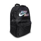 Nike 包包 Jordan 男女款 黑 炫彩 後背包 13吋筆電 喬丹 大容量 水壺袋【ACS】 JD2133002GS-003