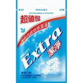 EXTRA潔淨無糖口香糖超值包62g【愛買】