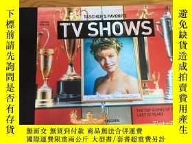 二手書博民逛書店Taschen罕見Favorite TV Shows 塔森出品 美劇檔案Y263489 Muller, Jur