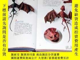 二手書博民逛書店Cryptid罕見Specimen book RARE monster uma dragon cryptozool