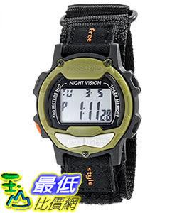 [106美國直購] Freestyle 手錶 Men s 103317 B00HQ7RSDM Predator Black Canvas Band Sport Watch