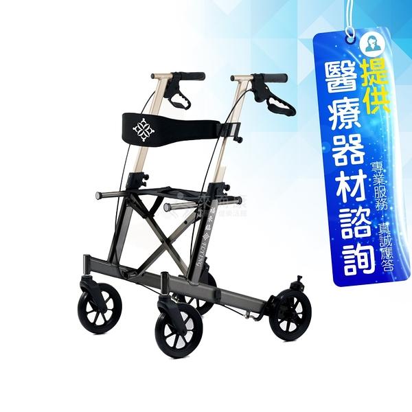 來而康 福來臨 機械式助行器 A1A3W 助步車補助 Flying Rollator 助行車 散步車