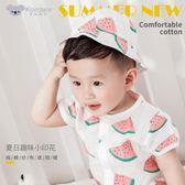 嬰兒帽子夏季薄款純棉寶寶帽