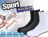 Amiss【A602】Sport萊卡纖維-專業級運動襪(3款/3色)