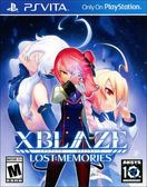PSV Xblaze Lost: Memories 蒼翼幻想曲 LOST:MEMORIES(美版代購)