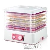 乾果機 SANAKY/S1乾果機食物脫水風乾機水果蔬菜寵物肉類食品烘乾機家用LX 智慧e家