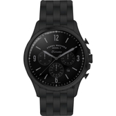 FOSSIL Forrester 計時時尚手錶-46mm FS5697