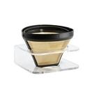 金時代書香咖啡 Cores 金屬濾杯 Gold Filter 1-10 cups C280