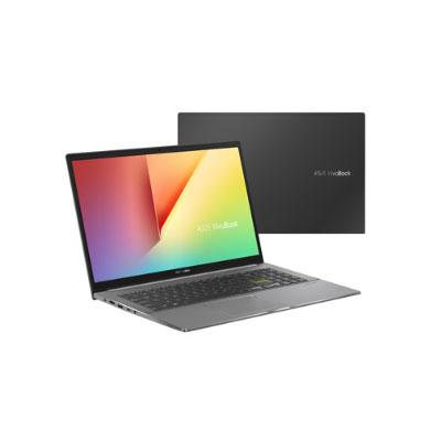 華碩 S533FL-0108G10210U 15吋輕薄獨顯筆電(黑)【Intel i5-10210U / 8GB / 512G PCIE SSD+32G OPTANE / W10】