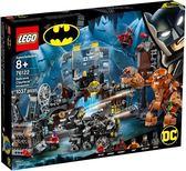 【LEGO樂高】SUPER HEROS 超級英雄 DC 泥面人侵入蝙蝠洞 #76122