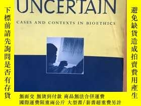 二手書博民逛書店Outcome罕見Uncertain: Cases and Co