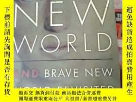 二手書博民逛書店美麗新世界英文版罕見Brave New World and Br