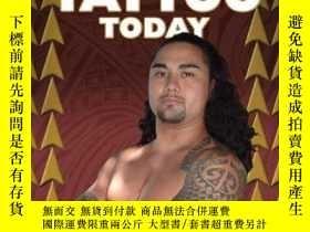 二手書博民逛書店The罕見Polynesian Tattoo TodayY360448 Tricia Allen Mutual