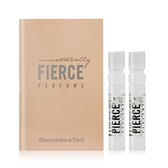 Abercrombie&Fitch A&F 天生無懼女性淡香精(2ml)X2 EDP-香水隨身針管試香