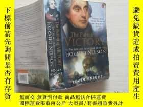 二手書博民逛書店the罕見pursuit of victory 076Y1097