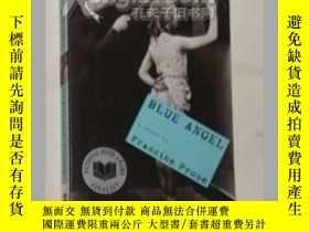 二手書博民逛書店《罕見Blue Angel 》[Paperback] Franc