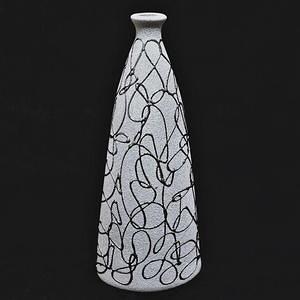 HONEY COMB 日式陶瓷灰花器 FB226