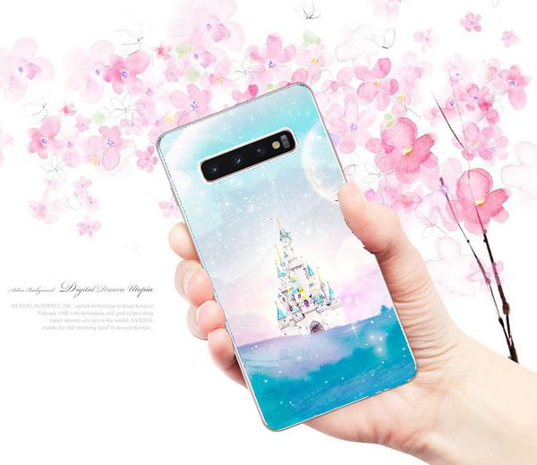 [S10 軟殼] 三星 Samsung Galaxy s10 G973 手機殼 保護套 外殼 夢幻城堡