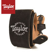 小叮噹的店 Taylor 62001 麂皮 吉他背帶 黑色