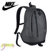 NIKE後背包大容量筆電包運動包耐吉BA5230-021灰
