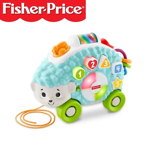 Fisher-Price 費雪 美國 聲光學習玩具小刺蝟