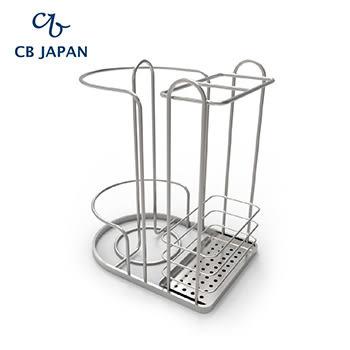CB Japan Flow廚房系列廚房用品放置立架