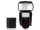 品色 Pixel X900N 專業Nikon iTTL機頂閃光燈 鋰電池供電 LED 對焦燈 2.4G無線遙控,King Pro 相容 公司貨