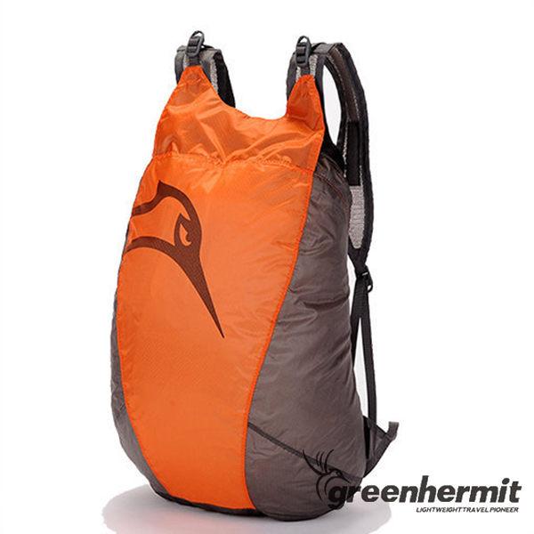 GREEN HERMIT 蜂鳥 ULTRALIGHT-DRY 超輕量防水背包 M 22L OD5122