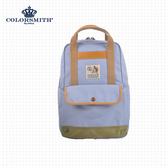 【COLORSMITH】CV. 手提兩用後背包.CV1391-BL-S