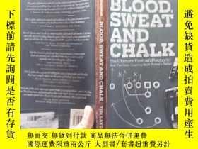 二手書博民逛書店Sports罕見Illustrated Blood, Sweat
