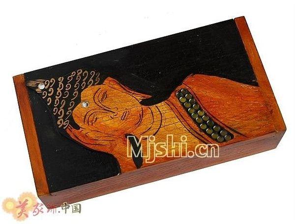 珠寶首飾盒   實木質