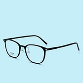 鏡框(全框)-復古文藝時尚潮流男女平光眼鏡8色73oe5[巴黎精品]