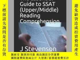 二手書博民逛書店The罕見Essential Guide to SSAT (Upper Middle) Reading Compr