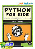 [106美國暢銷兒童軟體] Python for Kids: A Playful Introduction to Programming