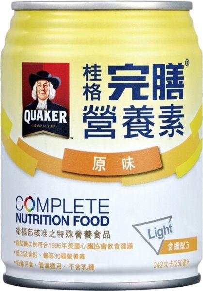 桂格完膳營養素-含纖原味配方24入