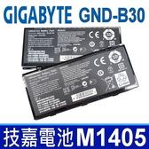 GIGABYTE 技嘉 GND-B30 3芯 原廠電池 M1405 11.1V 3600mAh/39.96WH