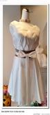 (45 Design高雄實體店面) 現貨零碼-極速出貨-特賣出清 大尺寸 小尺寸洋裝 短禮服 媽媽服伴娘 S135