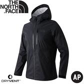 【The North Face 男 DryVent防水外套《黑》】49EQ/風衣/夾克/防風外套/運動外套