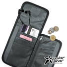 【Polarstar】多用途收納包/證件包(小)『黑』P18744 戶外.旅行.旅遊.出國.旅行袋.手提袋.外出袋