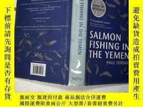 二手書博民逛書店SALMON罕見FISHING IN THE YEMENY198833