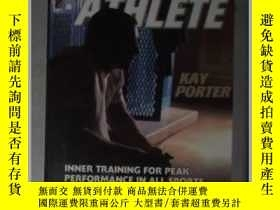 二手書博民逛書店英文原版罕見The Mental Athlete by Kay