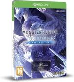 XBOX ONE 魔物獵人 世界 ICEBORNE 鐵盒版 -英文日文版- MHW 永霜凍土