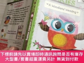 二手書博民逛書店A罕見Woodland Wedding (Owl Diaries #3) : A Branches Book貓頭鷹